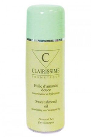 [Clairissime-box#1] Sweet Almond Oil (200 ml)