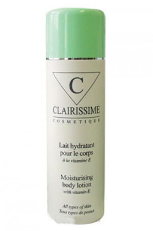 [Clairissime-box#8] Moisturizing Body Lotion w/ Vitamin E (500 ml)