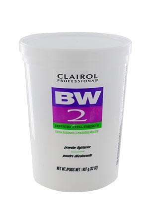 [Clairol-box#18] BW2 Powder Lightener Tub (32 oz)