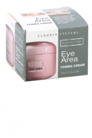 [Claudia Stevens-box#136] Eye Area Toning Cream (0.5 oz)