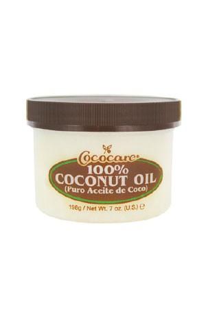 [Cococare-box#36] 100% Coconut Oil (7oz)