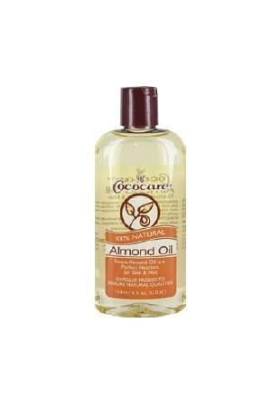 [Cococare-box#39] 100% Natural Almond Oil (4oz)