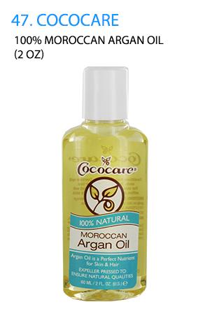 [Cococare-box#47] 100% Moroccan Argan Oil (2 oz)