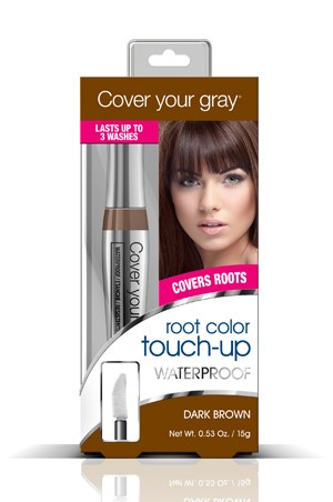 [Cover Your Gray -box#13] Waterproof Root Touch-Up (15 g)