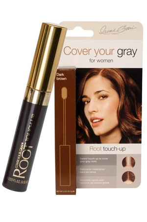 [Cover Your Gray -box#3] Root Touch-Up