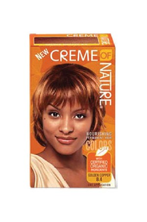 [Creme of Nature-box#40] Gel Hair Color