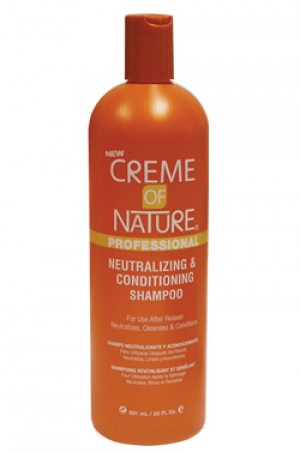 [Creme of Nature-box#38] Neutralizing & Conditioning Shampoo (20oz)