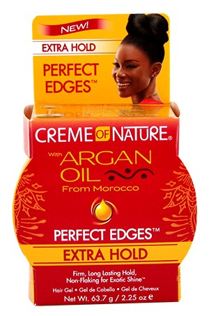 [Creme of Nature-box#80] Argan Oil  Perfect Edge - Extra (2.25z)