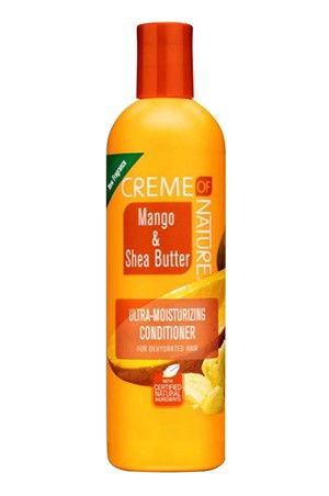 [Creme of Nature-box#87] Mango & Shea Butter Ultra Moisturizing Conditioner (12oz)