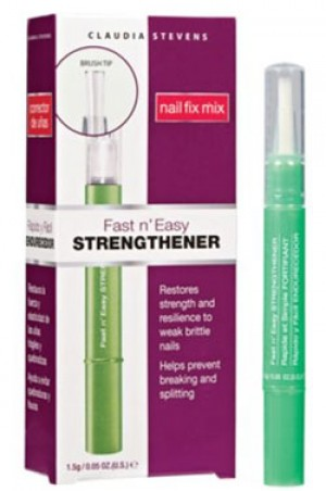[Claudia Stevens-box#159] Nail Fix Mix Fast n' Easy Strengthener (0.05 oz)