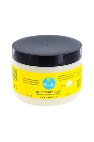[Curls-box#10] Blueberry Bliss Twist-N-Shot Cream (8 oz)