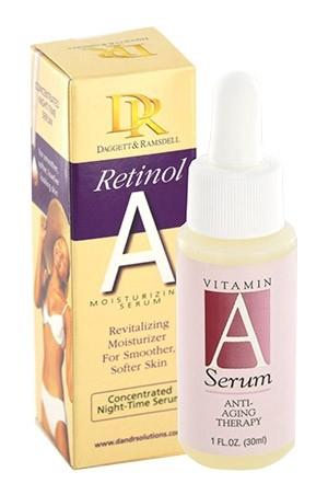 [D&R-box#210]Retinol A Skin Moisturizing Night Serum(1 oz)-pc