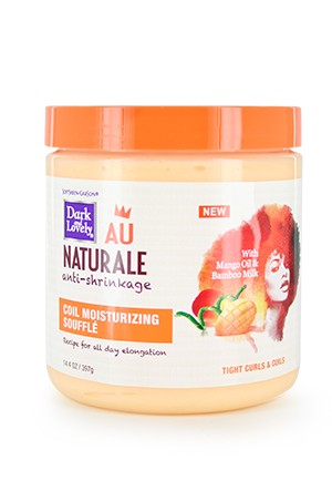 [Dark & Lovely-box#26] Au Naturale Coil Moisturizing Souffle (14.4oz)