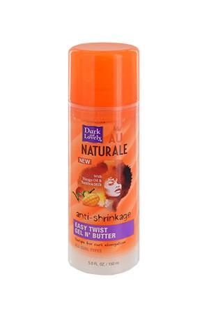[Dark & Lovely-box#60] Au Naturale Anti-Shrinkage Gel N Butter (5oz)
