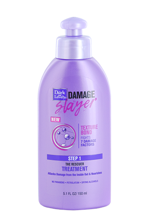 [Dark & Lovely-box#62]  Damage Slayer Step1 Treatment (5.1 oz)