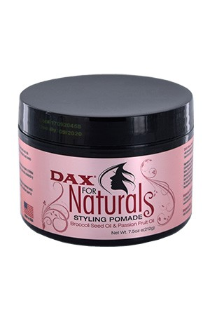 [Dax-box#77] DAX for Naturals Styling Pomade (7.5oz)