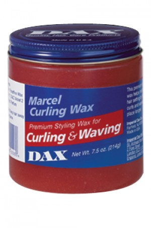 [Dax-box#36] Marcel Curling & Waving Wax-14oz