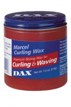 [Dax-box#35] Marcel Curling & Waving Wax-7.5oz