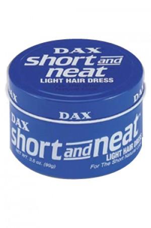 [Dax-box#8] Short & Neat Light Hair Dress-3.5oz
