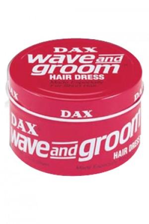 [Dax-box#9] Wave & Groom Hair Dress-3.5oz