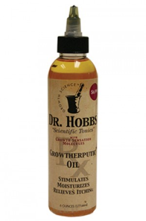 [Dr. Hobbs-box#9] Growtherputic Oil (6oz)
