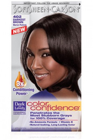 [Dark & Lovely-box#5] Color Confidence