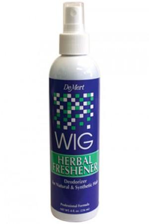 [De Mert-box#9] Wig Herbal Freshener (8oz) Deodorizer for Natural & Synthetic Hair