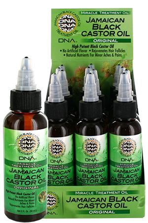 [My DNA-box#3] Jamaican Black Castor Oil -Original (2oz, 12/ds)