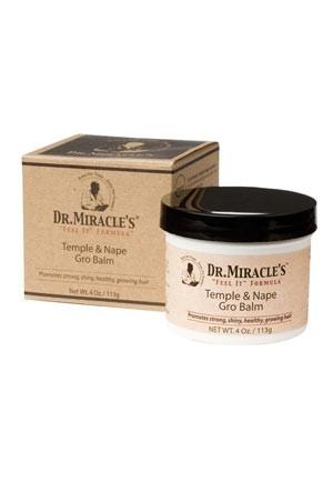 [Dr.Miracle's-box#10] Temple & Nape Gro Balm Regular(4 oz)