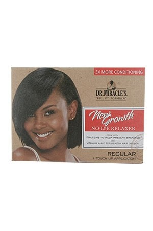 [Dr.Miracle's-box#29] New Growth Relaxer (Regular)