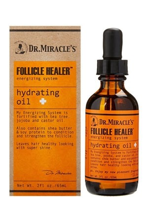 [Dr.Miracle's-box#33] Follicle Healer Hydrating Oil (2 oz)