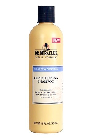 [Dr.Miracle's-box#49] 2 in 1 Conditioning Shampoo (12 oz)