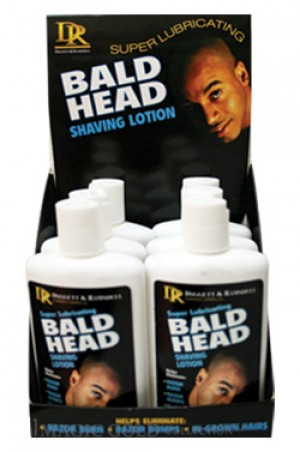 [D & R-box#25] Super Bald Head Shaving Lotion (4oz)