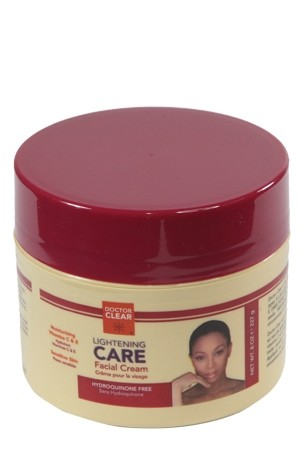[Dr. Clear-box#1] Lightening Care Facial Creme (8oz)