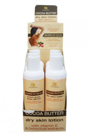 [D & R-box#16] Cocoa Butter Dry Skin Lotion (6oz) -pc