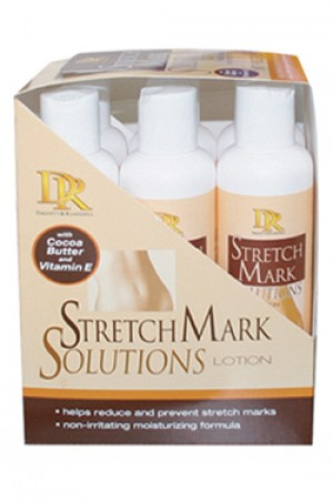 [D & R-box#14] Stretch Mark Solutions Lotion (6oz)