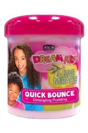 [Dream Kids-box#12] Quick Bounce Detangling Pudding (15oz)