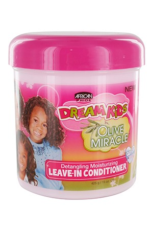 [Dream Kids-box#15] Olive Miracle Leave-In Conditioner (15oz)