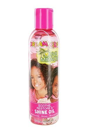 [Dream Kids-box#16] Olive Miracle Shine Oil (6oz)