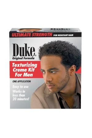 [Duke-box#12] Original Formula Texturizing Cream Kit for men -Ultimate 1 Application