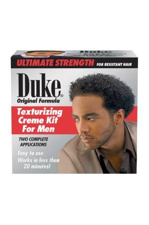 [Duke-box#16] Original Formula Texturizing Cream Kit for men -Ultimate 2 Applications