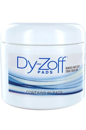 [Dy-Zoff -box#1]Pads (80 Pads) in Jar