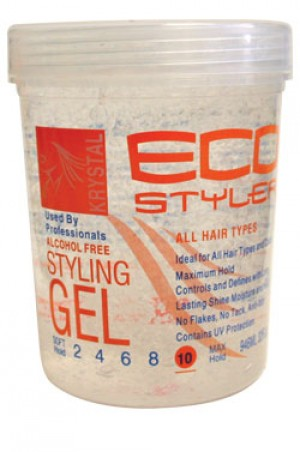 [Eco Styler-box#28] Krystal Styling Gel (32oz)