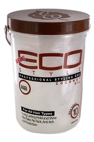 [Eco Styler-box#97]  Coconut Gel Jar (5 lbs)