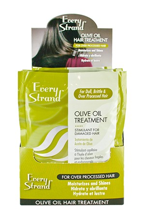 [Every Stand-box#10] Olive Oil Hair Treatment (1.75oz/12pk/ds)