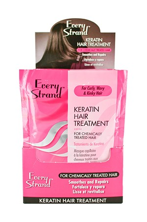 [Every Stand-box#11] Keratin Hair Treatment (1.75oz/12pk/ds)