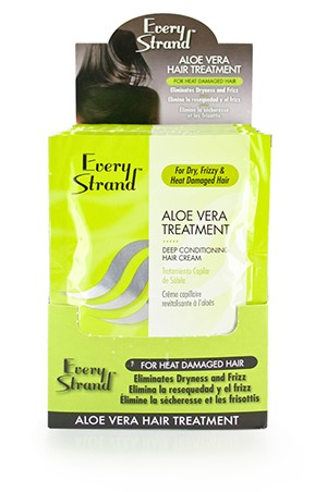 [Every Stand-box#12A] Aloe Vera Hair Treatment (1.75oz/12pk/ds)