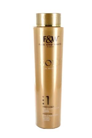 [Fair&White-box#45] Gold 1 AHA Brightening Lotion (350ml/11.8oz)