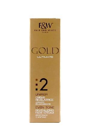 [Fair&White-box#53] Gold 2 Revitalizing Fade Cream(50ml/1.7oz)