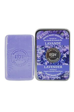 [Fair & White-box#66] Tradition-Lavender Soap (200g)